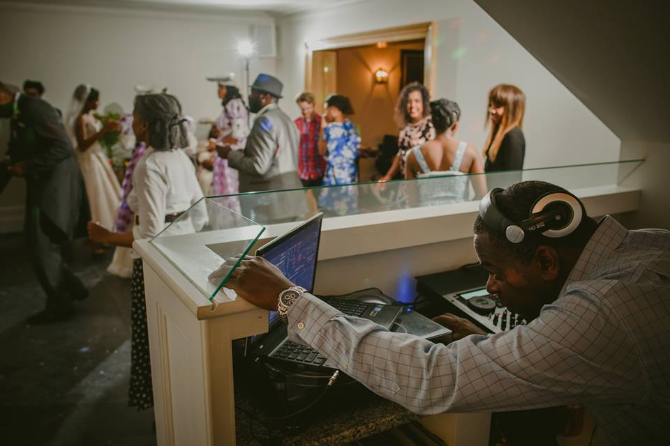 Wedding DJ Pascoe