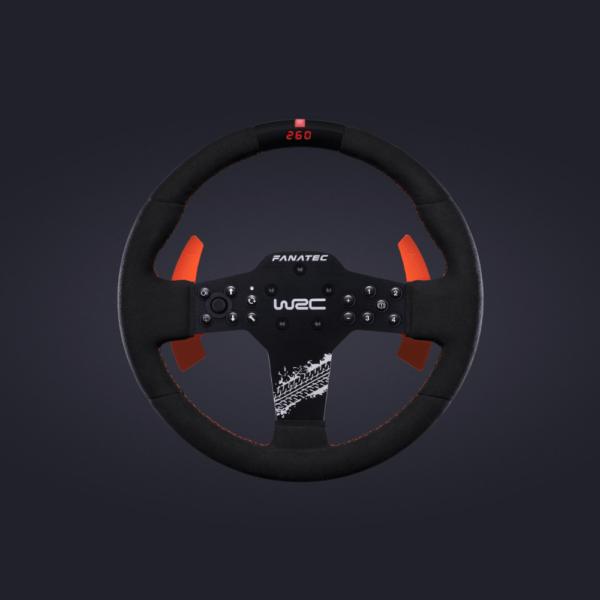 Fanatec ClubSport Steering Wheel WRC