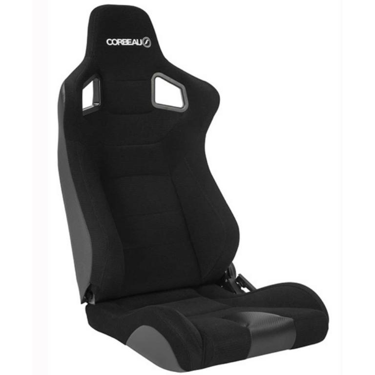 SIM Racing Seat Corbeau Sportline RSS Bucket Seat Cloth