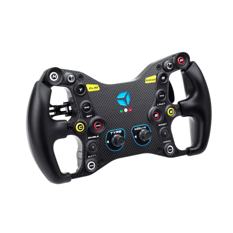 Cube Controls Formula Wireless Sport Sim Racing Wheel