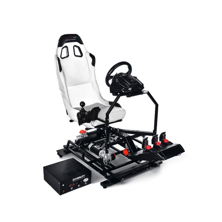 Home Racing Simulator, Flight SIM Setup or In Home Flight Simulator