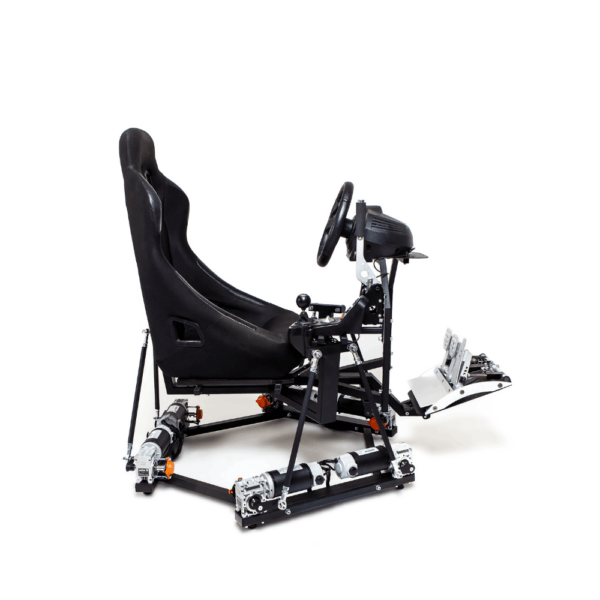 DOF Reality P6 With Seat Race Control Hardware Right Side