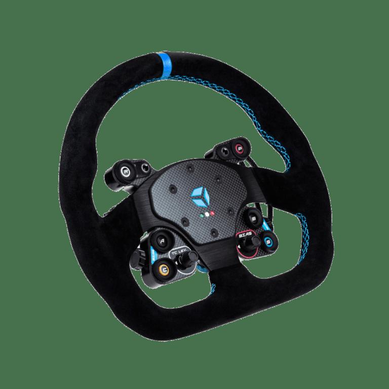 Cube Controls GT WiFi Sport SIM Racing Wheel Side