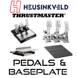 Pedals & Baseplates