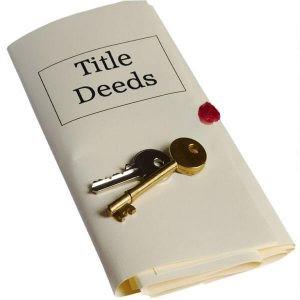 title deeds in property in nigeria