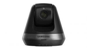 Internet connected camera for home security