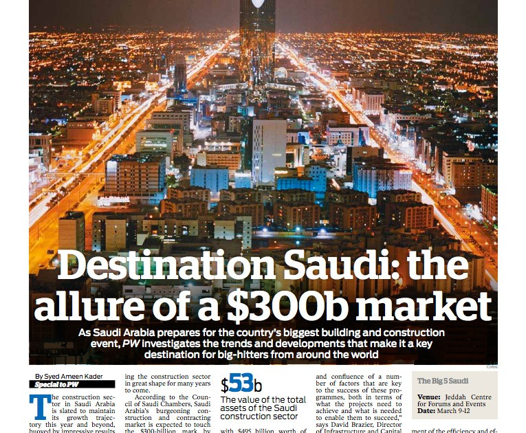 Lindemann Group - Property Weekly: Destination Saudi