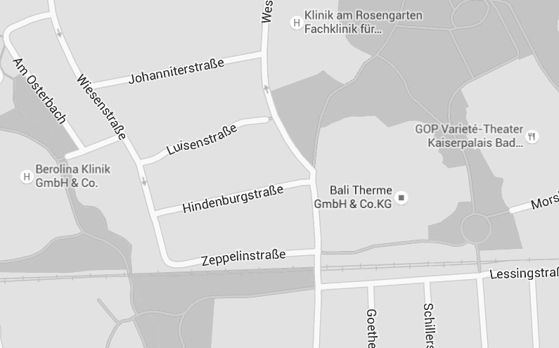 Lindemann Group - Bad Oeynhausen Office Map