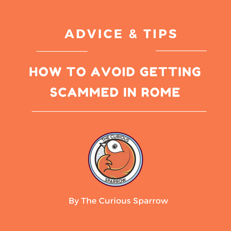 How to avoid getting scammed in Rome 3