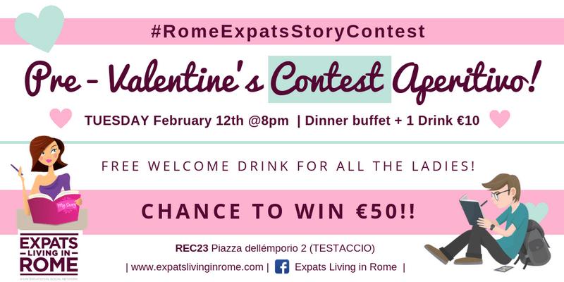 #RomeExpatsStoryContest 6