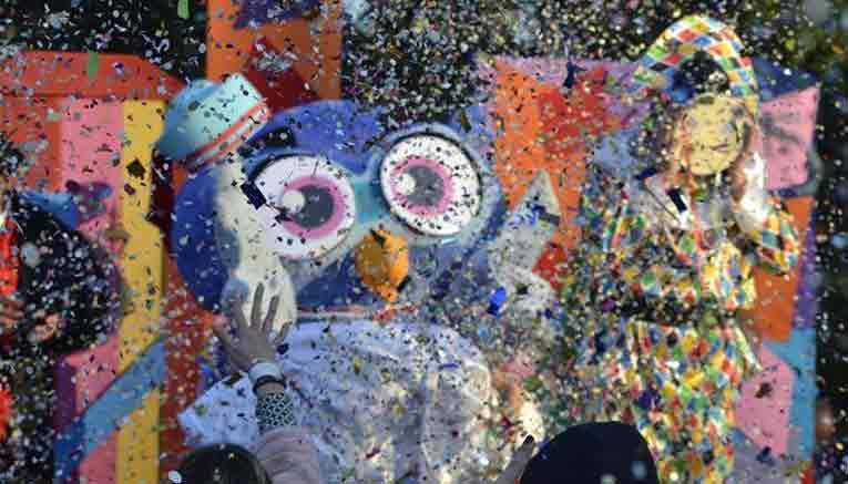 Lunear Park Carnevale Things to do in Rome February 2020