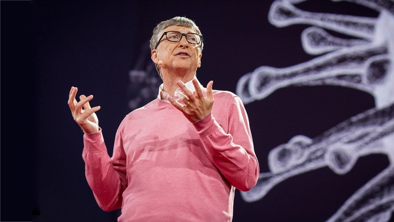 Did we see COVID-19 coming? Bill Gates Ted talk