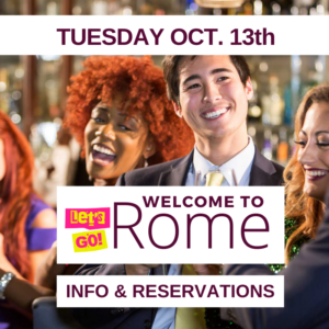 800x800 Events networking meetups in Rome Italy for foreigners international welcome to town