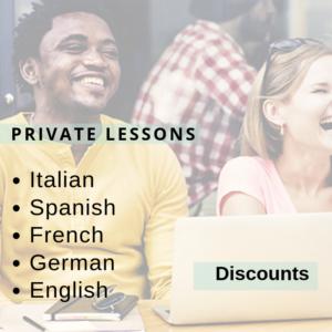 Italian lessons in Rome night classes #italianlessons