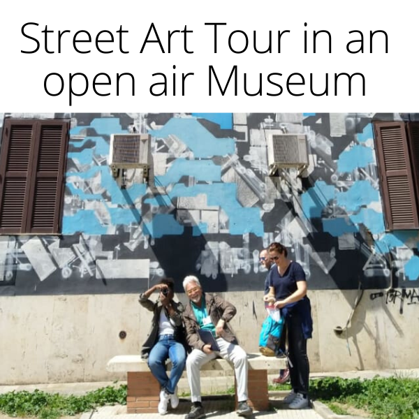 600x600 of Things to do in Rome Summer 2020Street Art Tour in an open air Museum