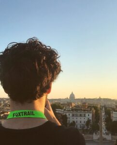 Foxtrail adventures - play with the city Rome