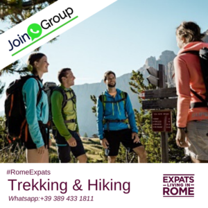 Trekking and hiking rome thingsto do italy places to hike in italy hiking tours