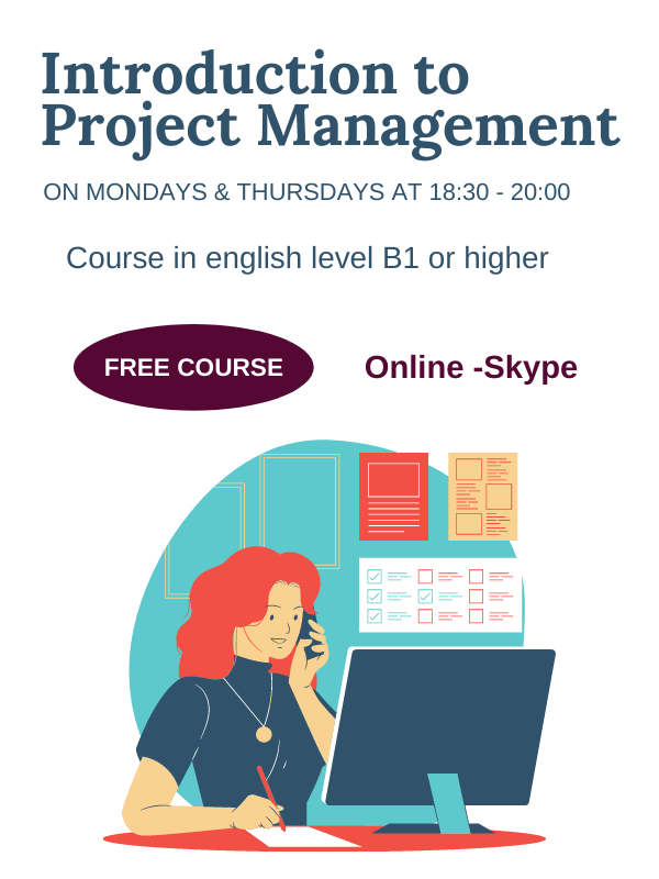 600x800Introduction to Project Management free english courses online