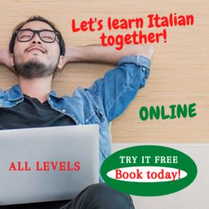 Italian Lessons 1