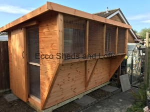 12ft x 6ft Standard Aviary Trap