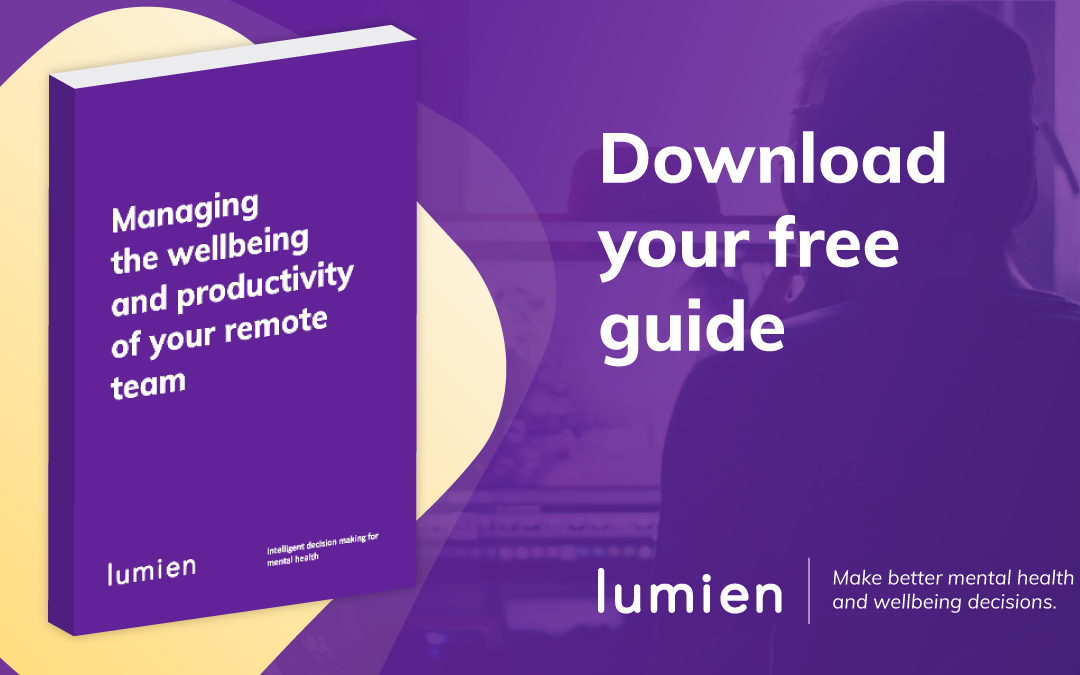 Remote working guide