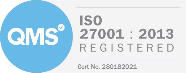 ISO 27001 Cert. No. 280182021