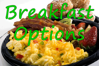 Breakfast Options