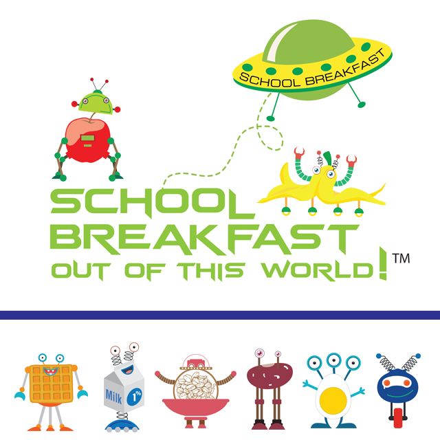 National School Breakfast Week Kick-Off