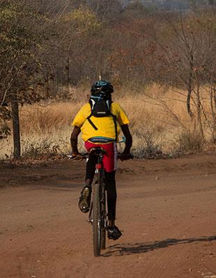 Cycling: Mountain Biking Change of Date