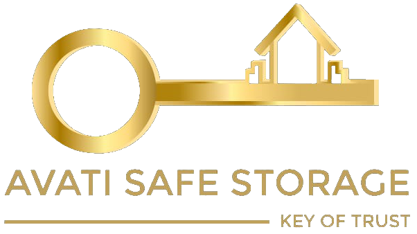 avati safe storage services logo