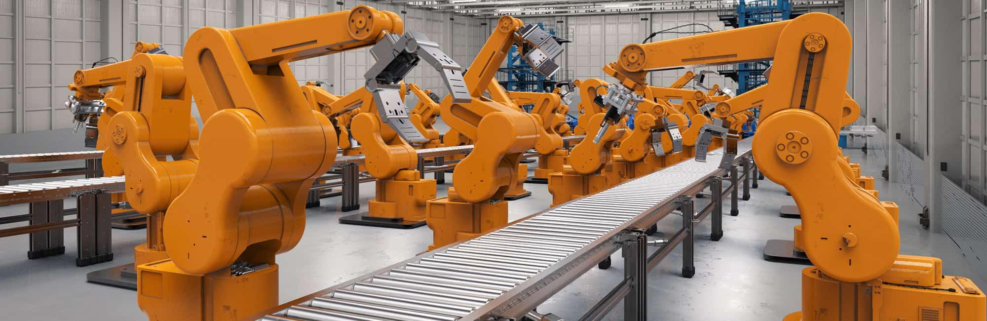 Machinery & Robotics