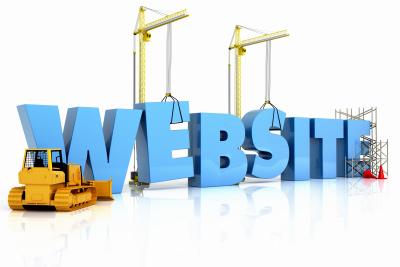 lauching a website, website, build website, create website, new website
