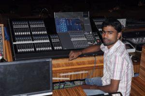 Live Engineer Mr.Magesh
