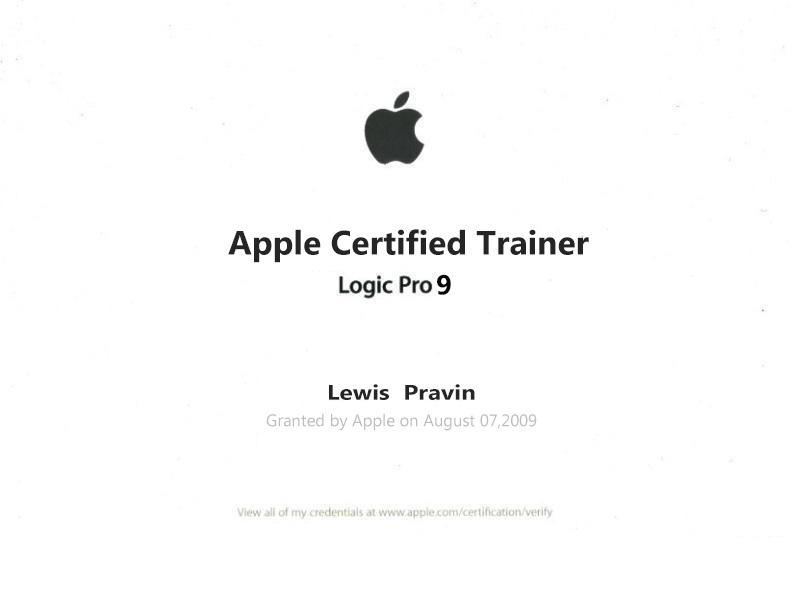 Apple Certified Trainer