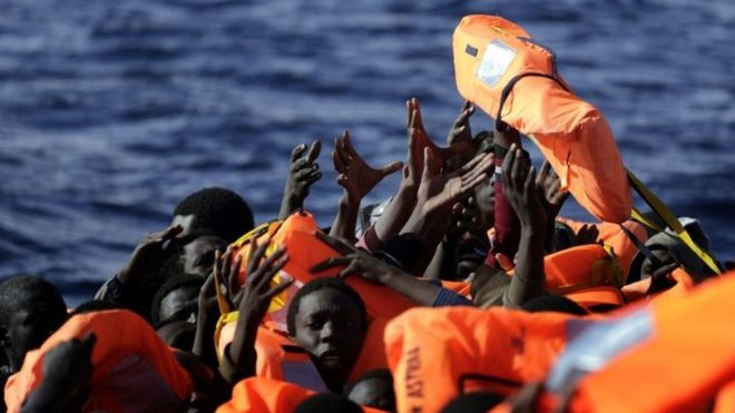 EU seeks Libya Plan to tackle migration