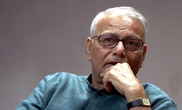 Kashmir: Yashwant Sinha calls for immediate dialogue with Kashmir separatists