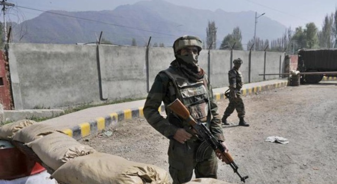 Indian Army foils infiltration bid in Kashmir's Uri, 5 militants killed