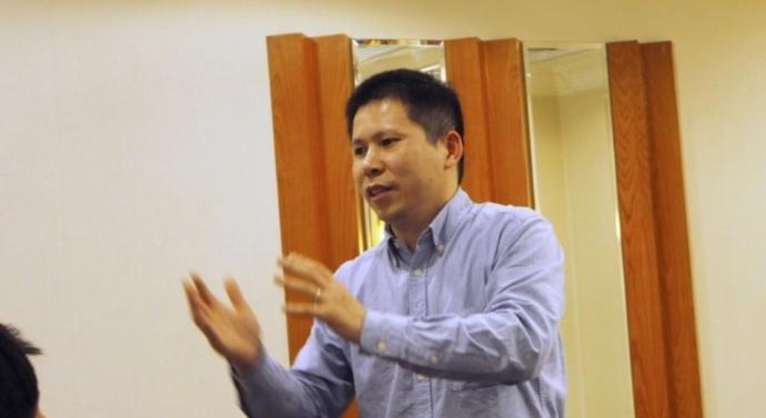 Rights activist Xu Zhiyong freed from China jail after 4-year sentence