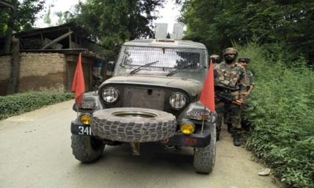 Kashmir: Two militants killed in gunfight in Tahab Pulwama