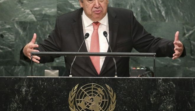 UN chief calls for 'peaceful' Kashmir resolution