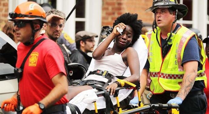America: 3 dead, dozens injured in violent white supremacist rally in Virginia