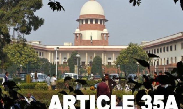 Kashmir: Controversy over State Subject laws: Not just 1, 3 petitions challenge Article 35A