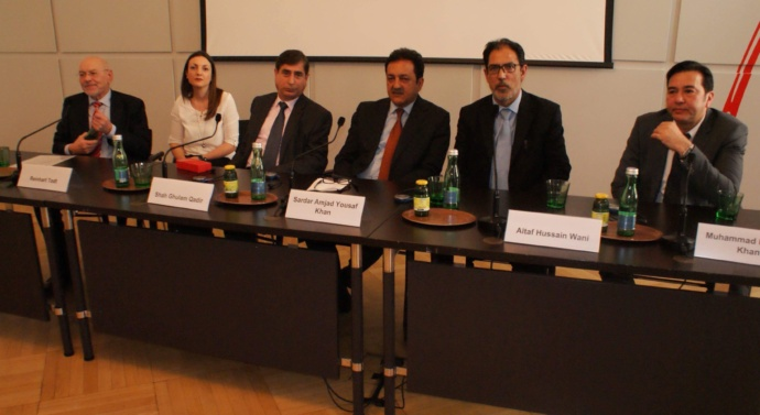"""Austria: A one day conference on """"Kashmir a humantarian crisis"""" held in Vienna"""