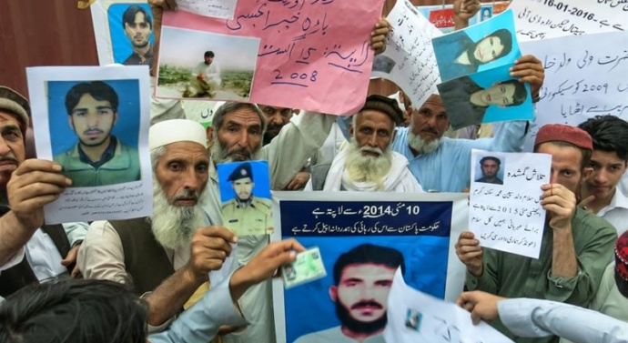 Pakistan's 'disappeared': The cost of the war against Taliban