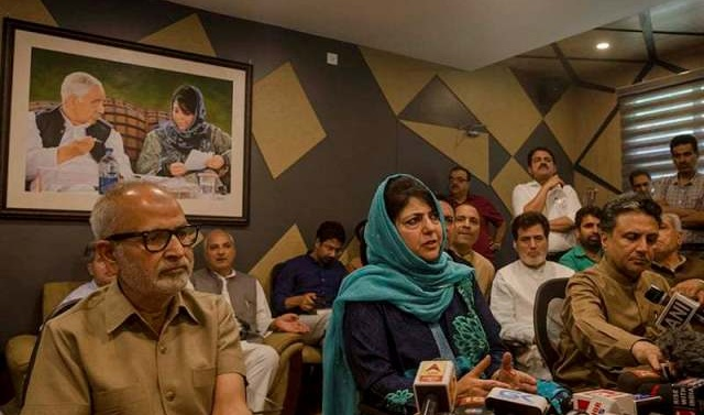 Jammu and Kashmir govt collapses after BJP pulls out of alliance with PDP