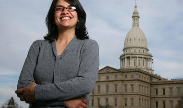 Palestinian-American positioned to be first Muslim woman in US Congress