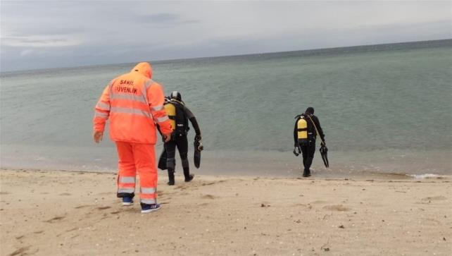 Five dead as migrant boat capsizes off Edirne