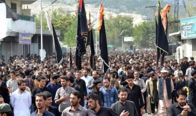 Kashmir: Security measure on the eve of Ashura procession in GB