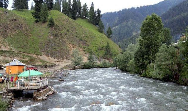 Kashmir: AJK Hydropower project cuts Muzaffarabad water