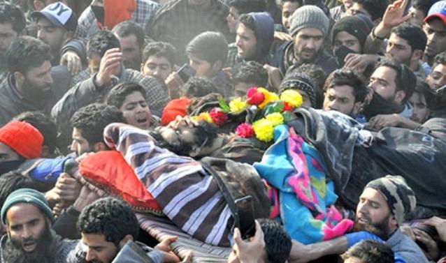 Kashmir: LeT militant killed in Awantipora